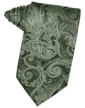 Load image into Gallery viewer, Sage Tapestry Necktie