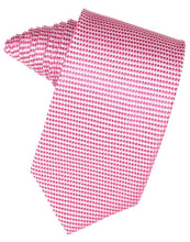 Load image into Gallery viewer, Bubblegum Venetian Necktie