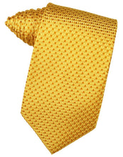 Load image into Gallery viewer, Gold Venetian Necktie