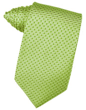Load image into Gallery viewer, Lime Venetian Necktie