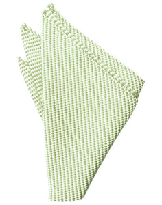 Mint Venetian Pocket Square
