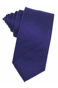 Purple Regal Necktie