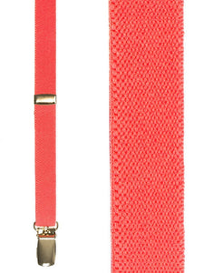 """Red Charleston"" Suspenders"