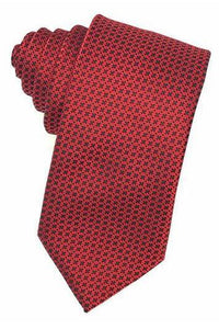 Red Regal Necktie