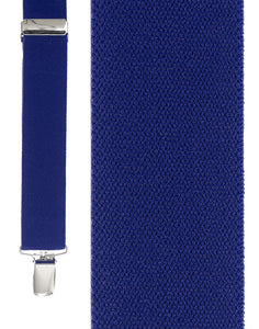 """Royal Blue Newport"" Suspenders"