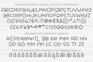 Muggsy Sketch: a quirky fun single-line hairline font for pen, quill, engraving and more!