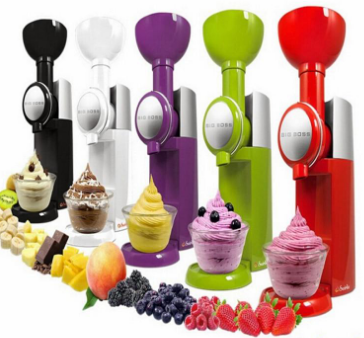 Image of Frozen Fruit Ice Cream Machine