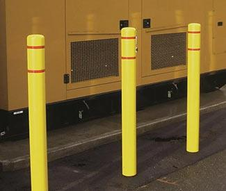 Curbs, Posts & Guards