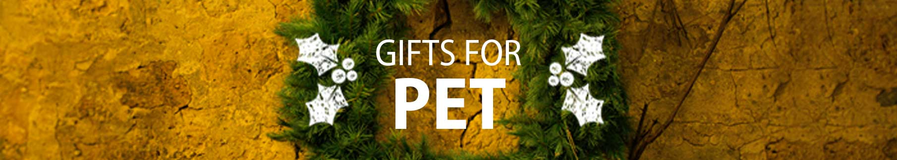 Gifts for Pet