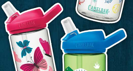 Camelbak Drinkware for Kids