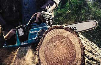 Makita 18V Chainsaw