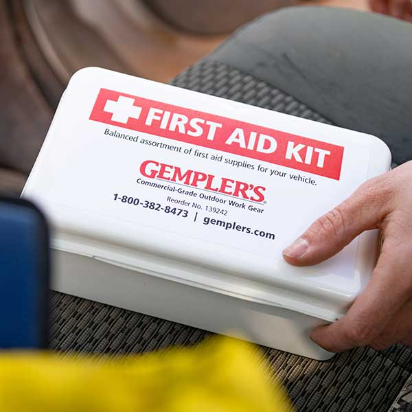 Gemplers Vehicle First Aid Kit