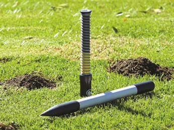 Get rid of gophers and moles once and for all