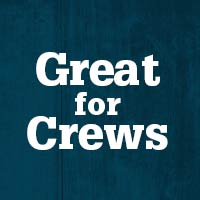 Great for Crews