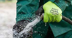 HydroFlector™ Gloves for Cold & Wet Conditions