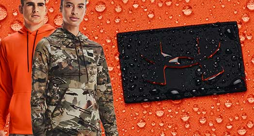 Under Armour Hunting Clothing
