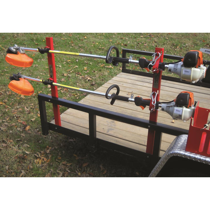 TrimmerTrap 2-Trimmer Rack