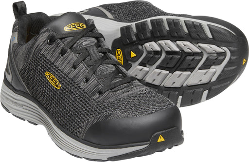 Keen Sparta Work Shoe Alum Toe
