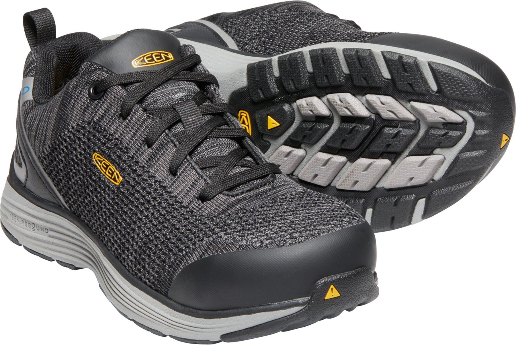 Keen Utility Sparta Women's Work Shoe Alum Toe