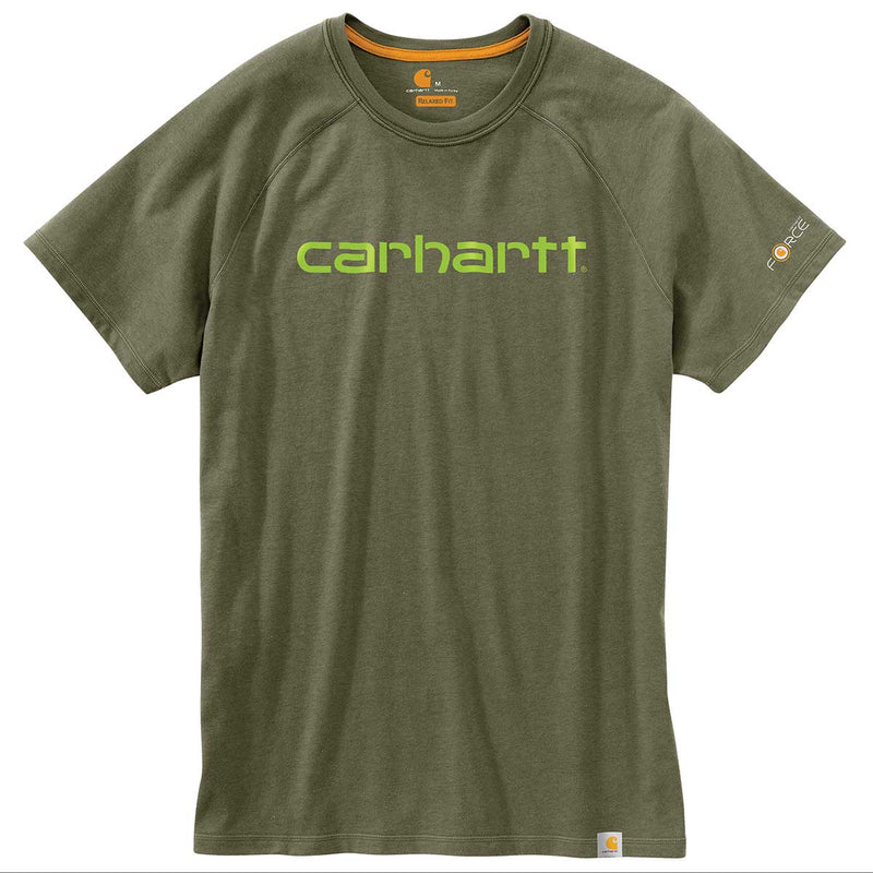 Carhartt Force® Delmont Graphic Moisture Wicking T-Shirt