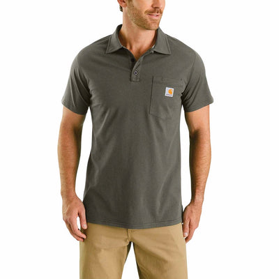 Carhartt Force® Delmont Pocket Polo Shirt