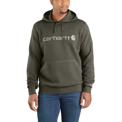 Carhartt Force® Delmont Signature Graphic Hooded Sweatshirt