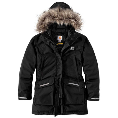 Carhartt Women's 0P476-W Yukon Extremes Insulated Parka
