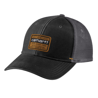 Carhartt Canvas Mesh-Back Quality Graphic Cap