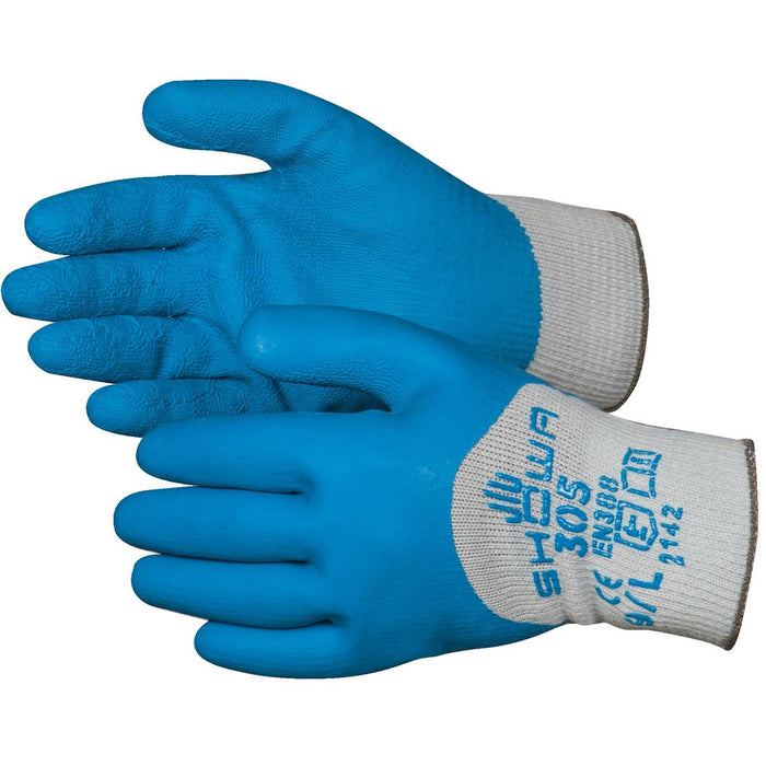 Xtra Rubber-Coated Gloves