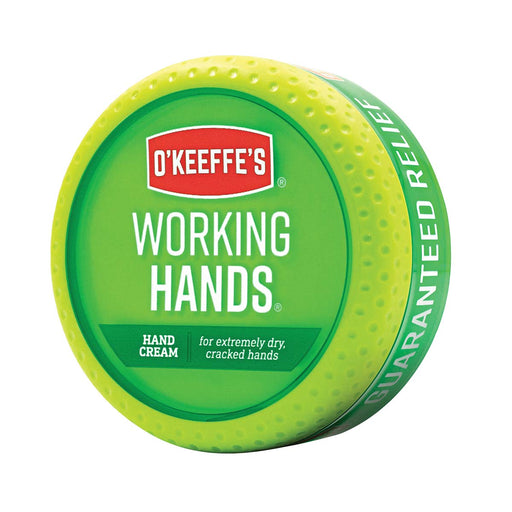 O'Keeffe's Working Hands Cream, 3.4-oz. Tub