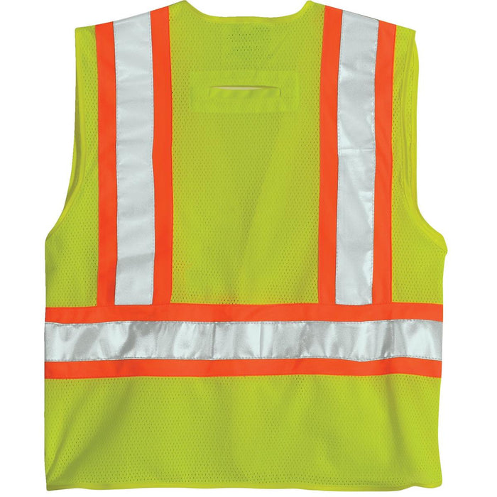 Viking Class 2 Five-Point Tear-Away Safety Vest