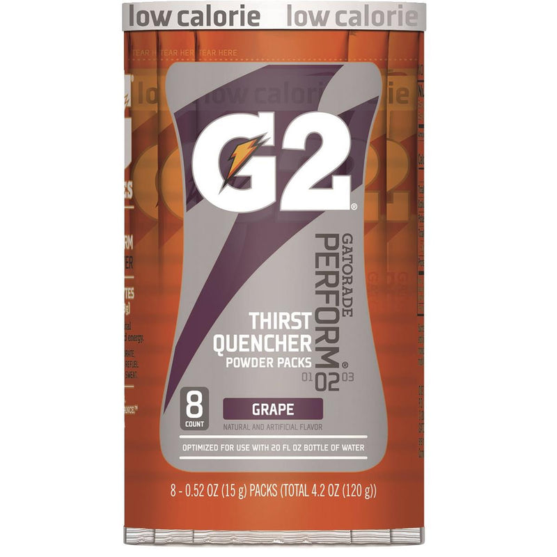 Gatorade G2 Powder Packs
