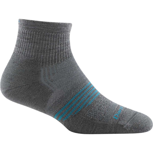 Darn Tough Women's Element 1/4 Sock Lightweight with Cushion Socks