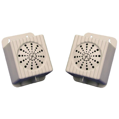 Bird-B-Gone Super Sonic Sound Deterrent Speakers