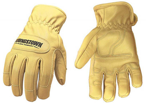 Youngstown Goatskin Arc-Rated Ground Gloves