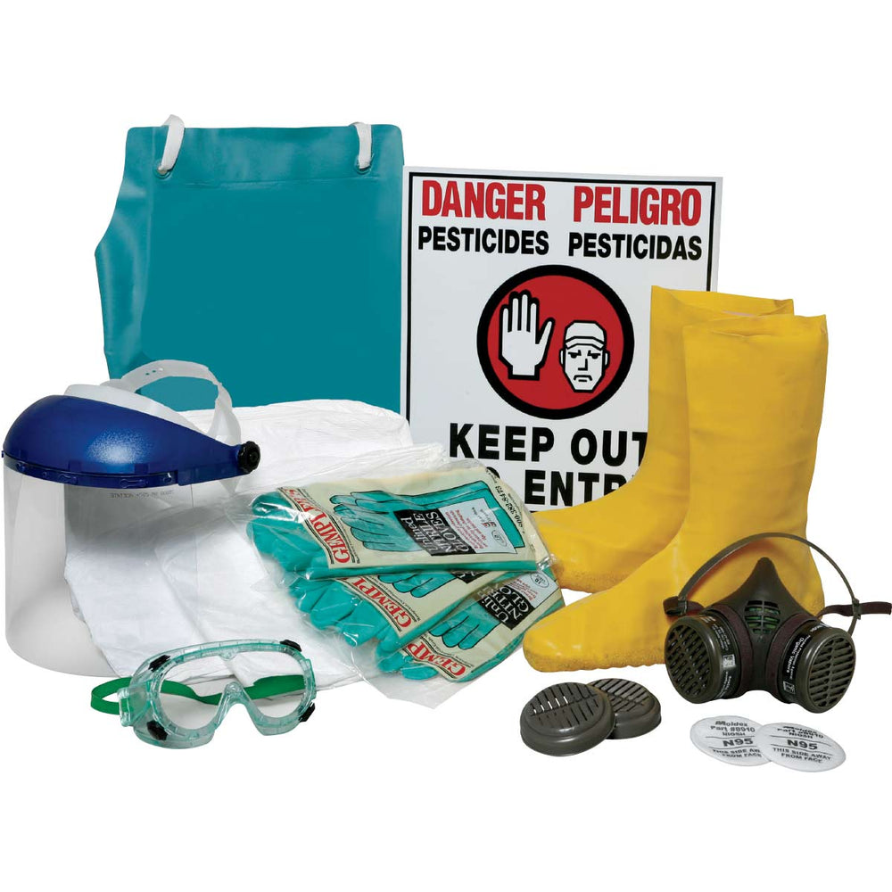 Gempler's Basic Pesticide Mixer/Applicator Safety Kit