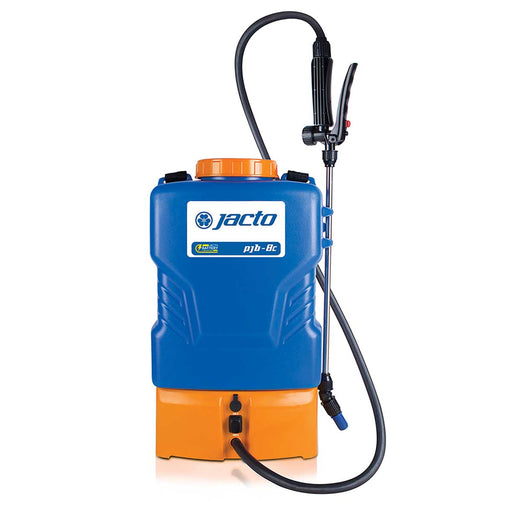 Jacto PJB-8c 2 Gallon Battery Powered Backpack Sprayer