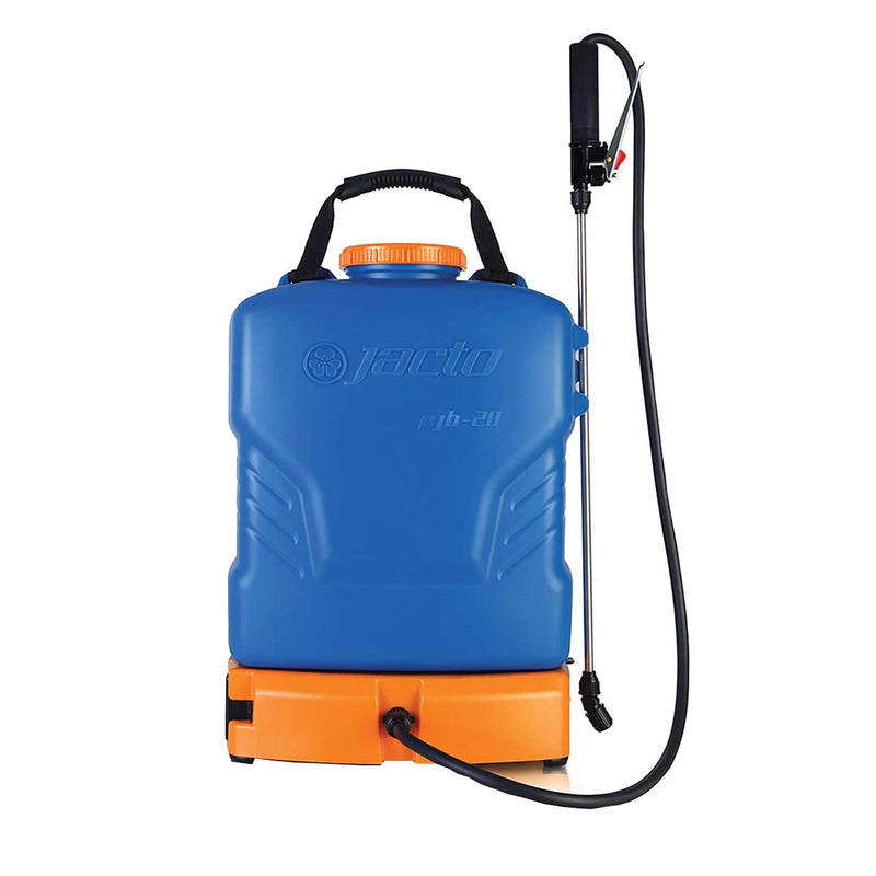 Jacto PJB-20 5 Gallon Battery Powered Backpack Sprayer