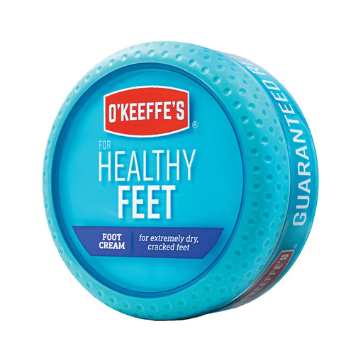 O'Keeffe's Healthy Feet Cream, 3.4-oz. Tub