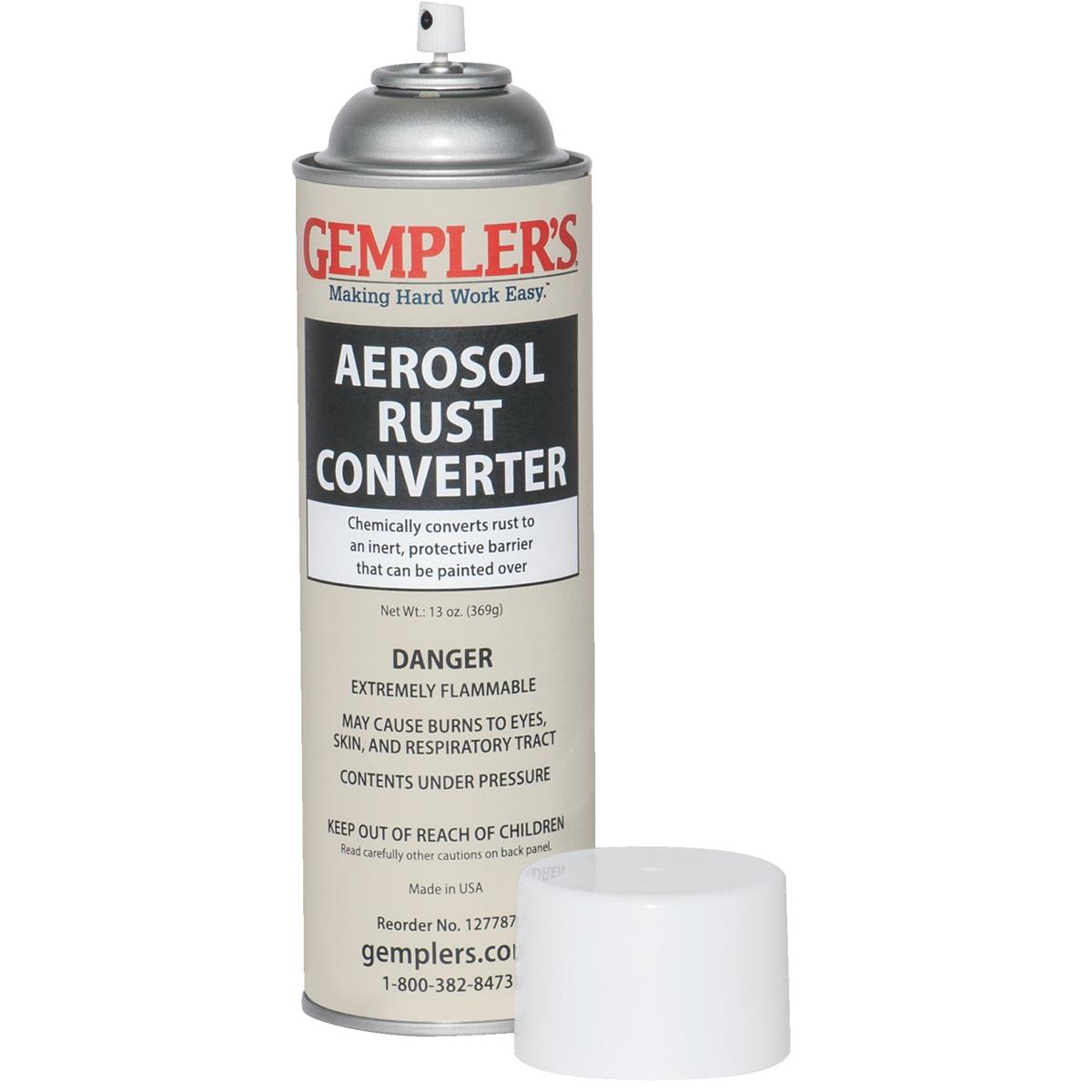 Spray-On Rust Converter