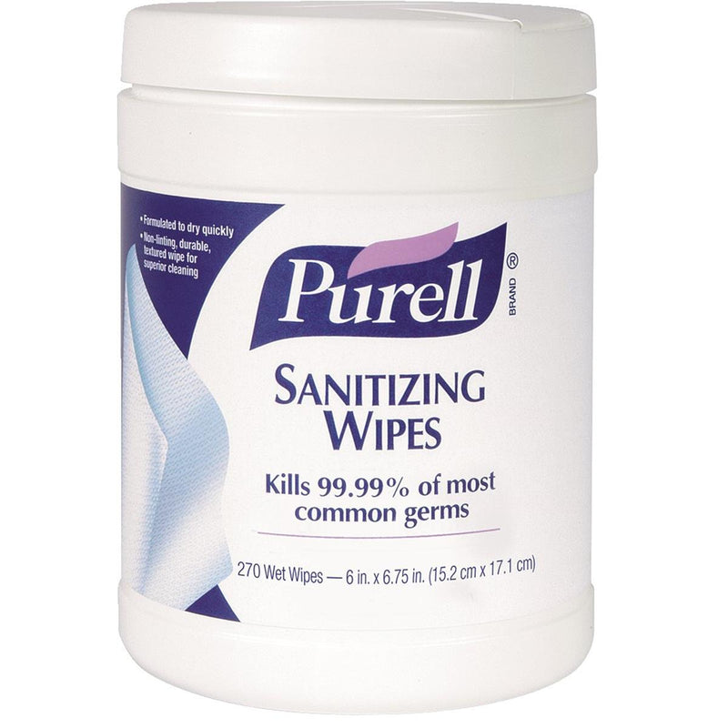 Purell Pull-Out Sanitizing Wipes