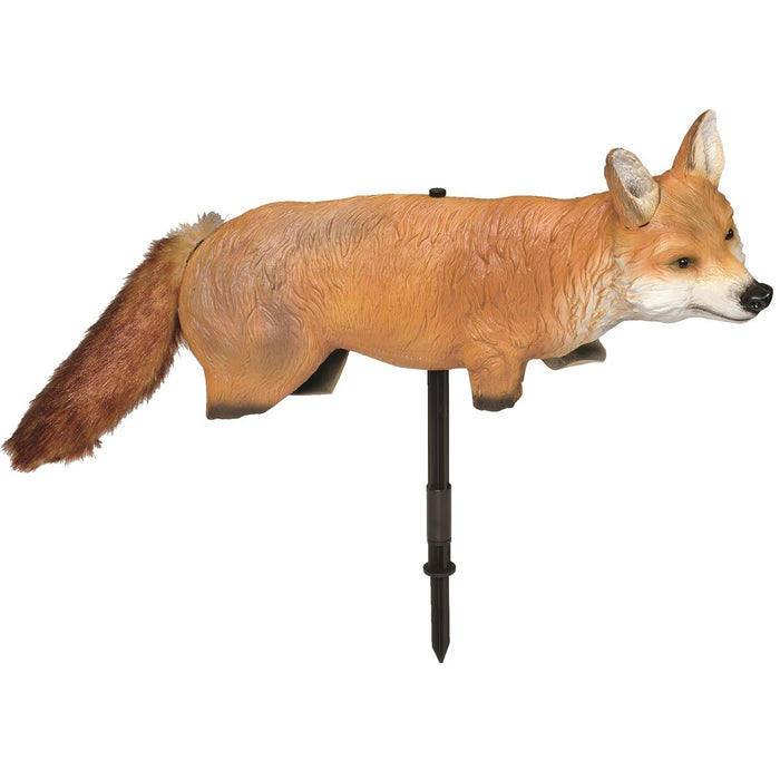 Three-Dimensional Fox Decoy