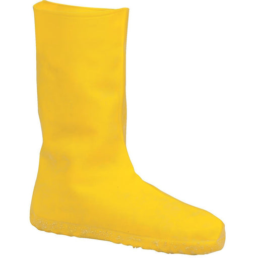 Yellow Over-the-Shoe Booties