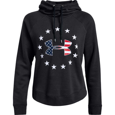 Under Armour Women's Freedom Logo Favorite Hoodie