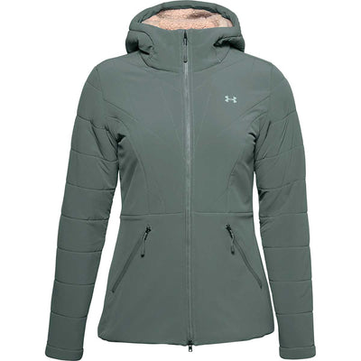 Under Armour Women's ColdGear Latitude Hoodie