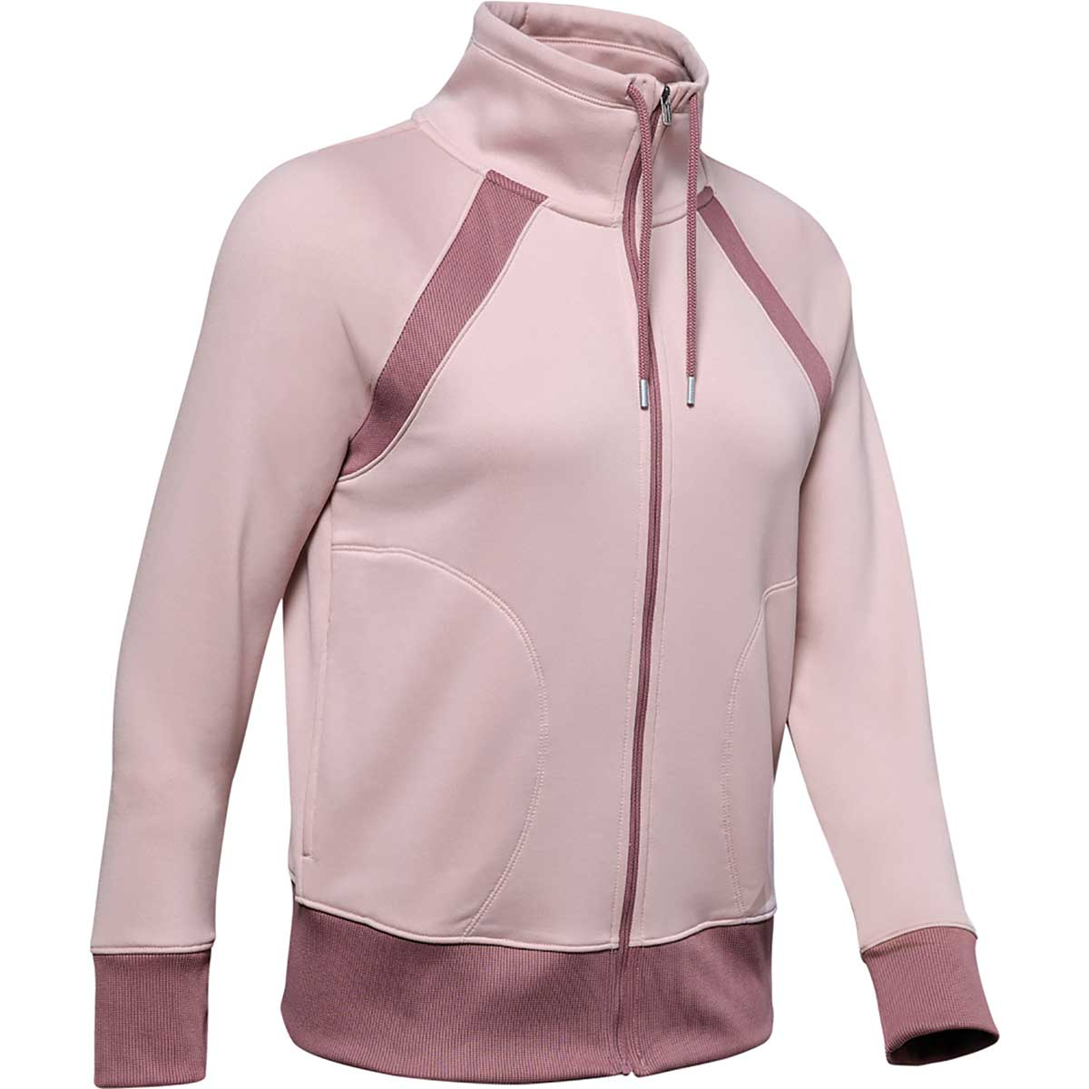 Under Armour Women's Dockside Full-Zip Sweatshirt