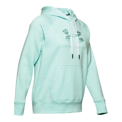 Under Armour Women's Rival Fleece Dockside Hoodie