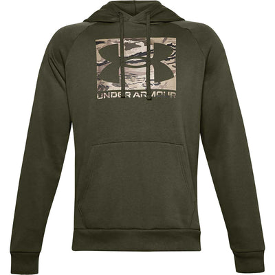 Under Armour Men's Camo Rival Fleece Hoodie