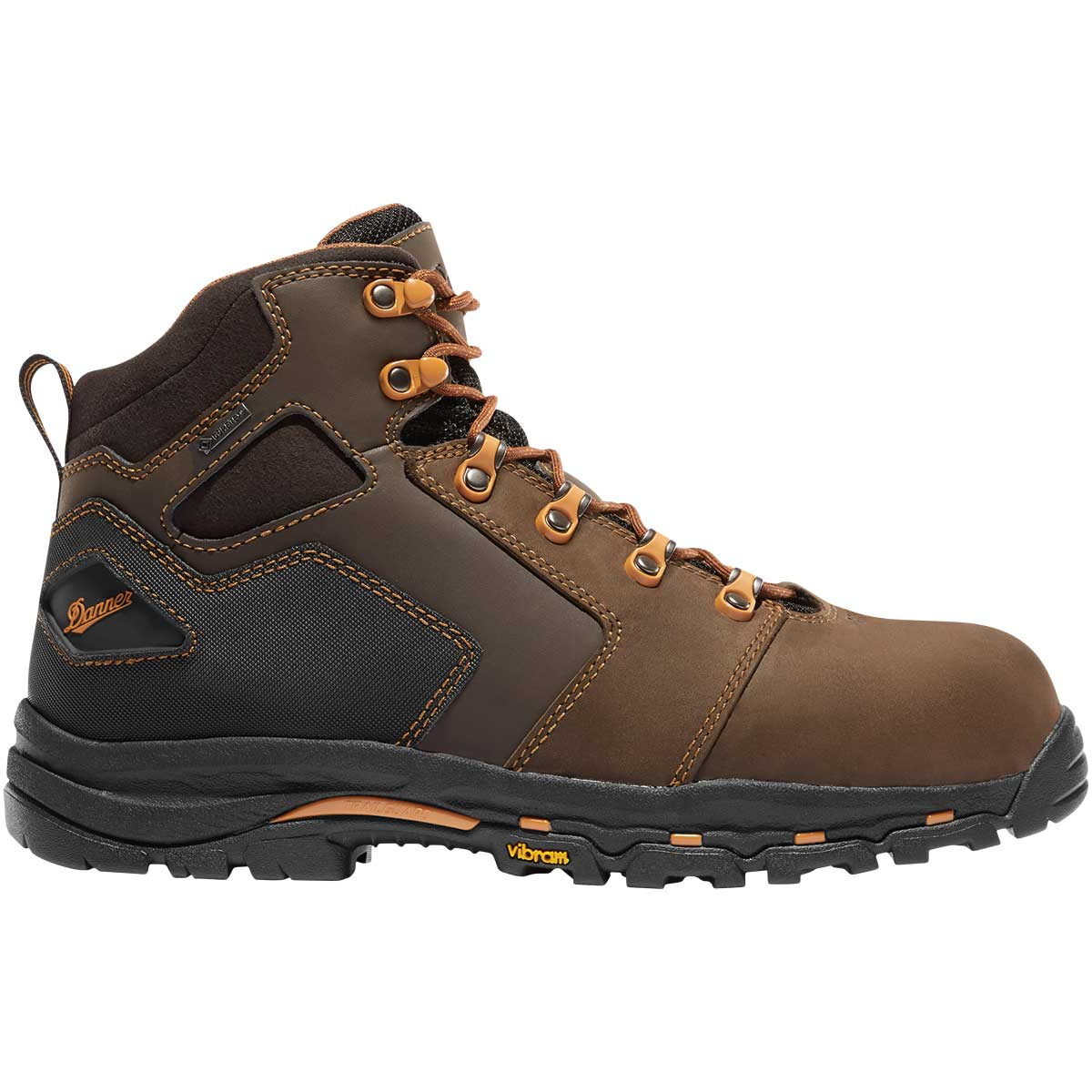 "Danner Vicious 4.5"" Safety Toe Boots"