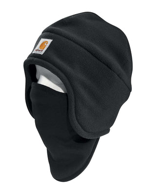 Carhartt 2-in-1 Fleece Hat with Face Mask